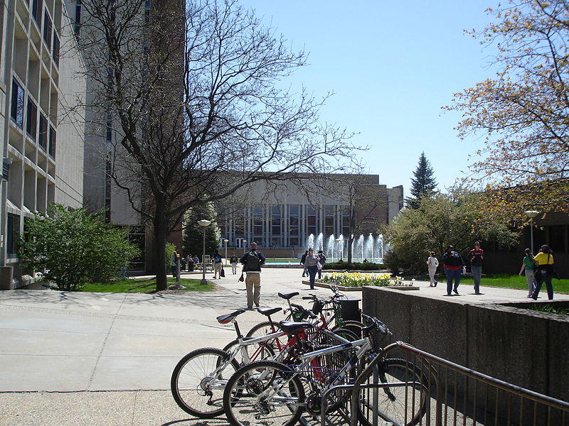Western Michigan University&#039;s Main Campus