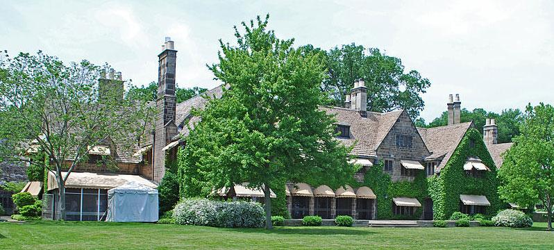 Historic Edsel and Eleanor Ford House in Grosse Pointe Shores