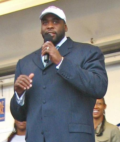 Former Detroit Mayor Kwame Kilpatrick