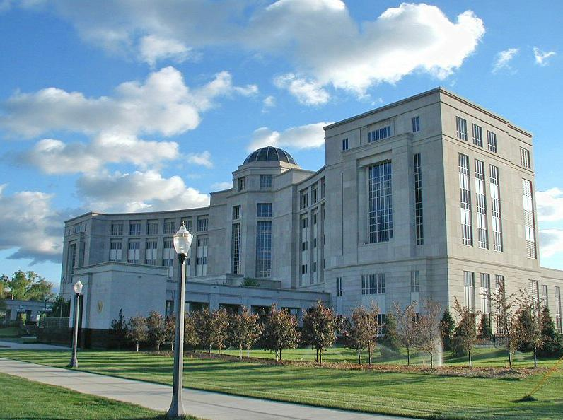 Michigan Hall of Justice