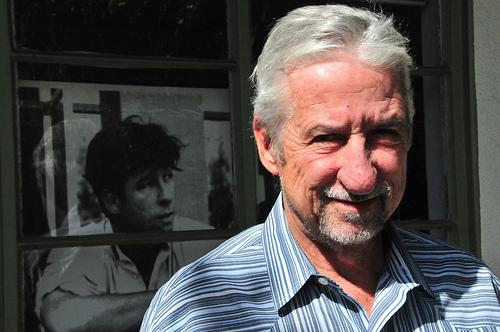 Tom Hayden, co-author of the Port Huron Statement