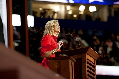 Ann Romney at this year's Republican National Convention