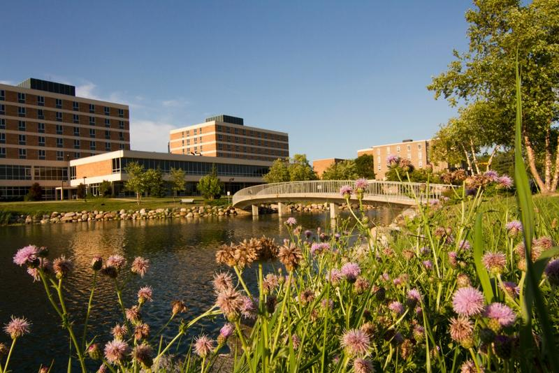 Oakland University Campus