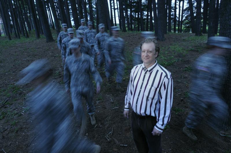 MSU Professor Adrian Blow will lead the study on military families
