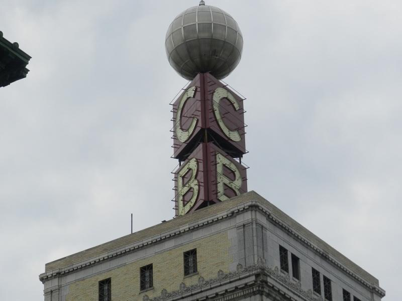 The Citizens Bank 'weatherball' has been a Flint landmark since the 1950's.  But for how much longer?