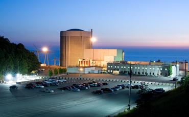 Palisades Nuclear Power Plant.