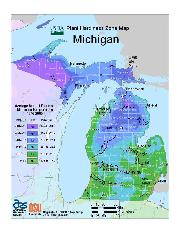 The USDA came out with a new interactive Plant Hardiness Zone Map. But new research suggests our warming climate has made even this new map out of date.