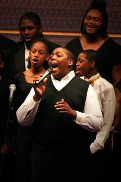 The Detroit Children's Choir is one of 60 city arts organizations that will share the funding.