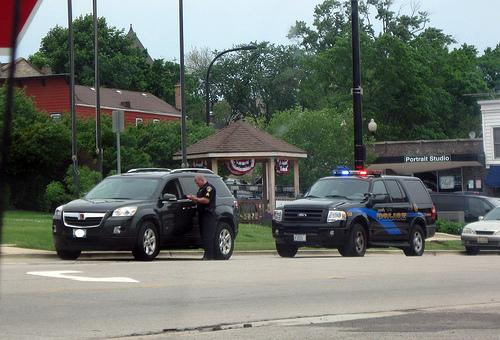 The study looked at traffic stops performed by the Kalamazoo Public Safety Department.