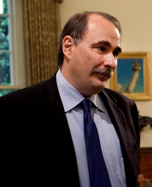 Obama adviser David Axelrod has promised to shave his mustache should the president lose Michigan.