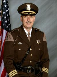 Isabella County Sheriff Leo Mioduszewski