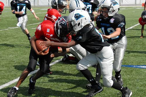 New legislation attempts to reduce the number of sports-related concussions in kids.