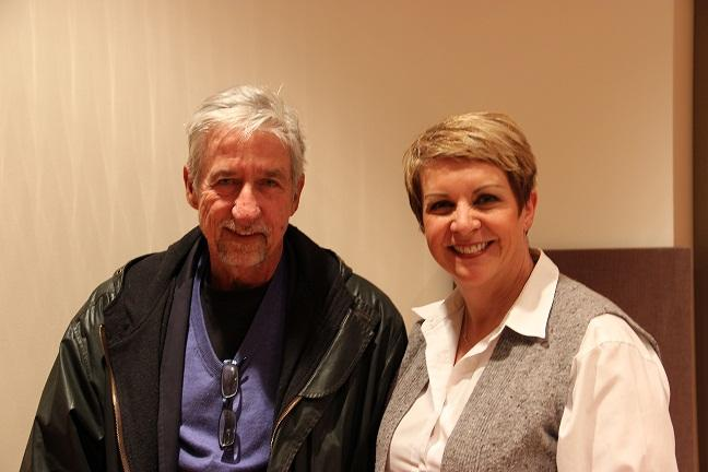 Tom Hayden spoke with Cyndy about his landmark Port Huron Statement