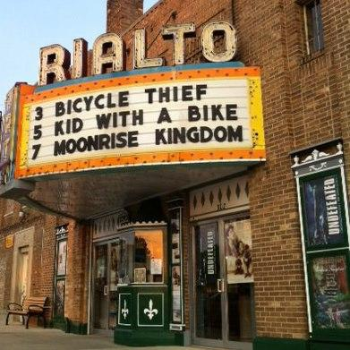 Grayling's Rialto Theater has a history of