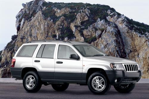 The 2003 Jeep® Grand Cherokee