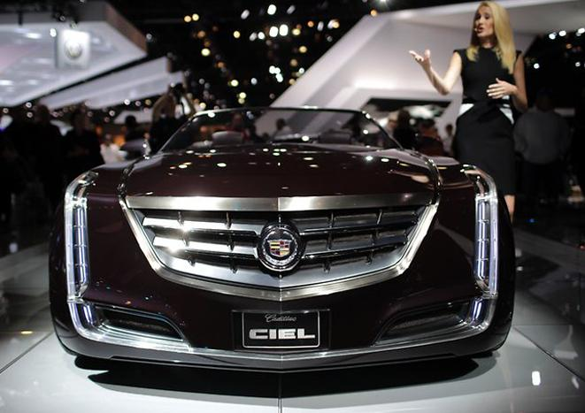 Cadillac is among the many auto companies offering a variety of  fuel-efficient vehicles