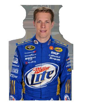 NASCAR race car driver Brad Keselowski