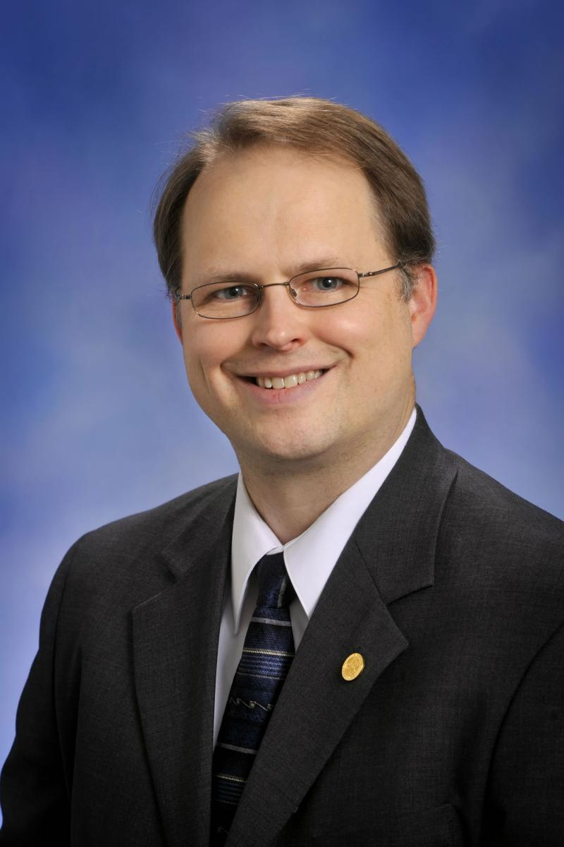 State Representive Tom McMillin opposes the Common Core standards.
