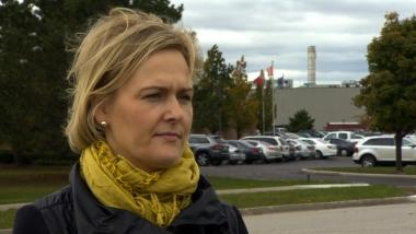 National health and safety director for the Canadian Auto Workers union Sari Sairanen says some women are reluctant to raise health concerns in the workplace.