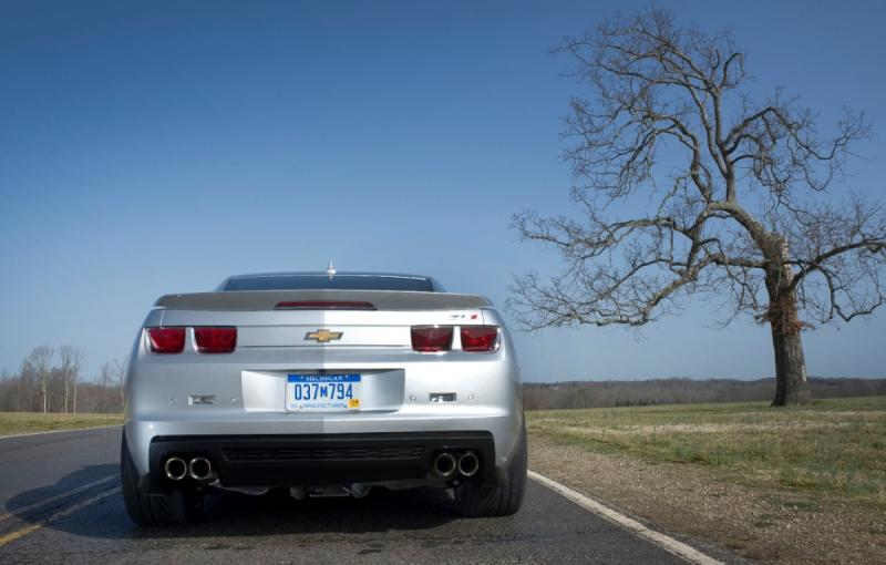GM says the next generation Chevy Camaro will be assembled in Lansing.