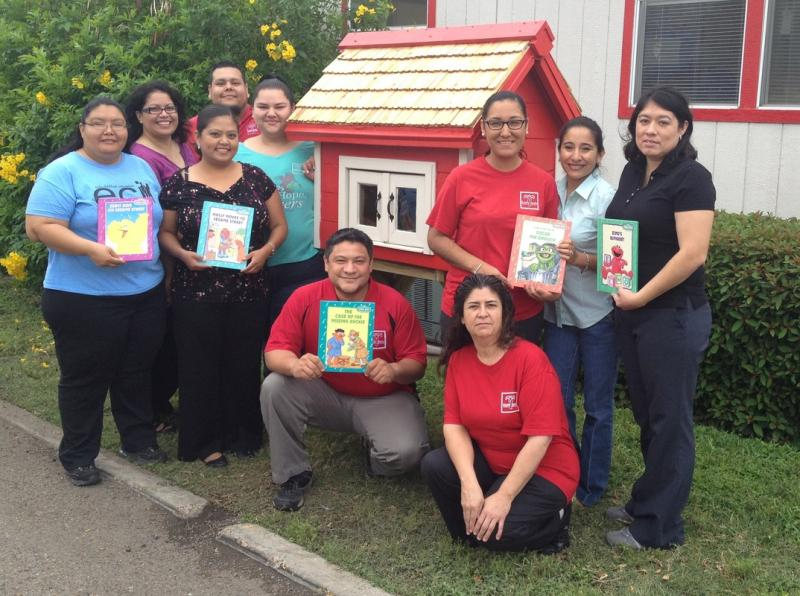 The Little Free Library in Kalamazoo