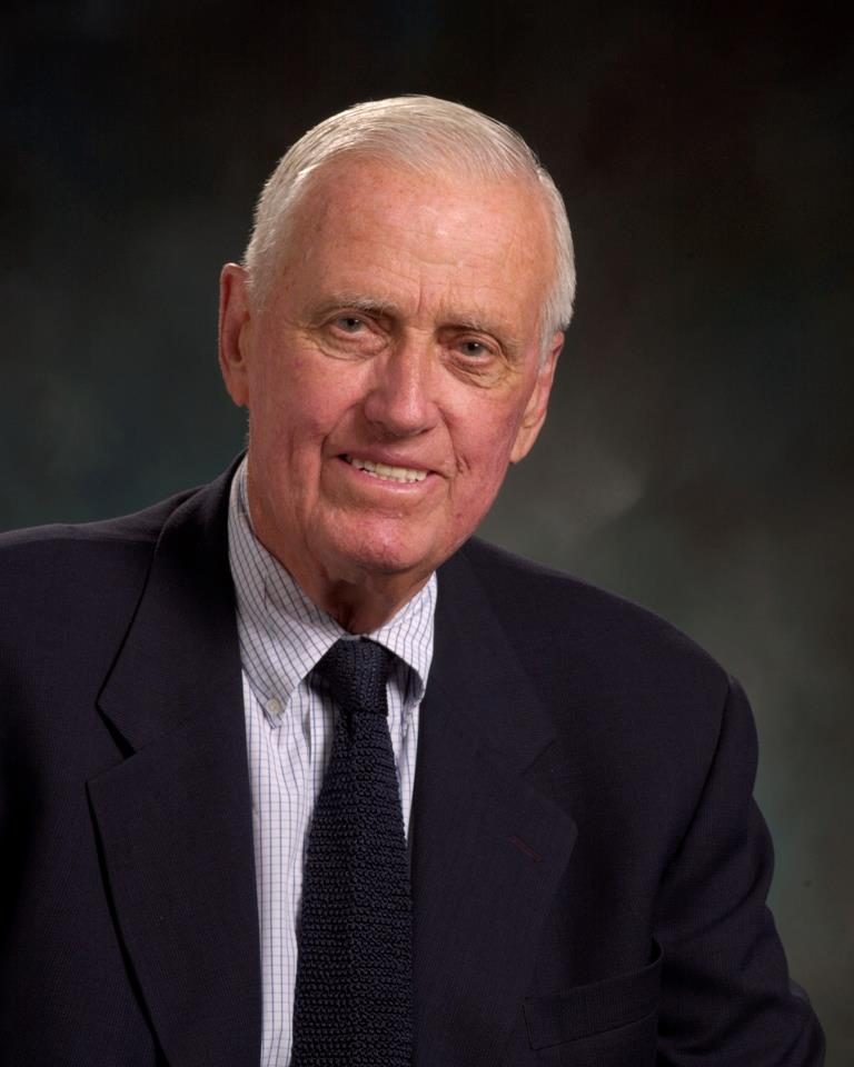 Former Steelcase executive and philanthropist Robert Pew II