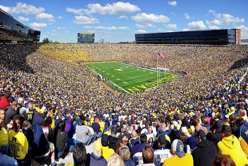 In the Big House.