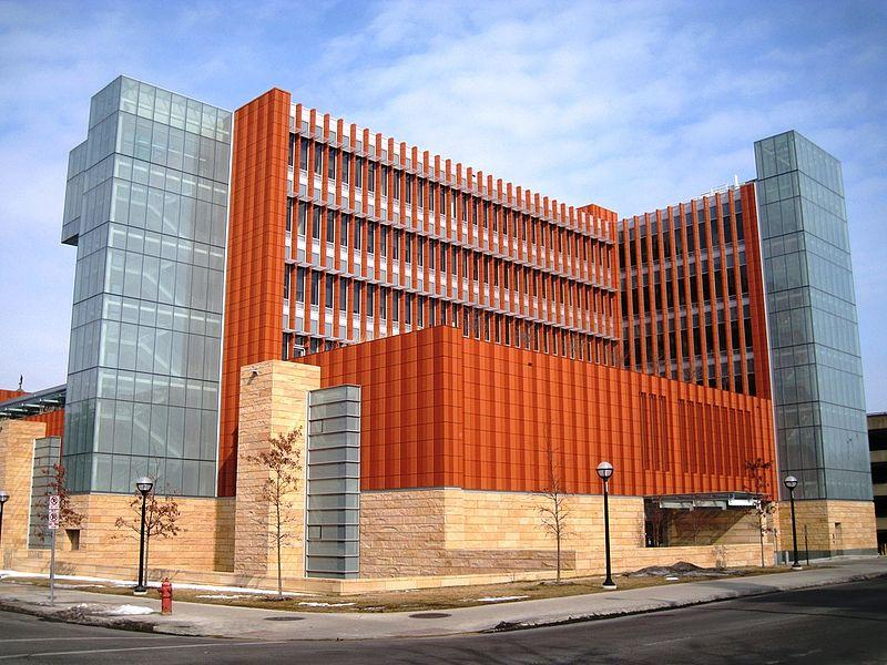 Ross School of Business in Ann Arbor