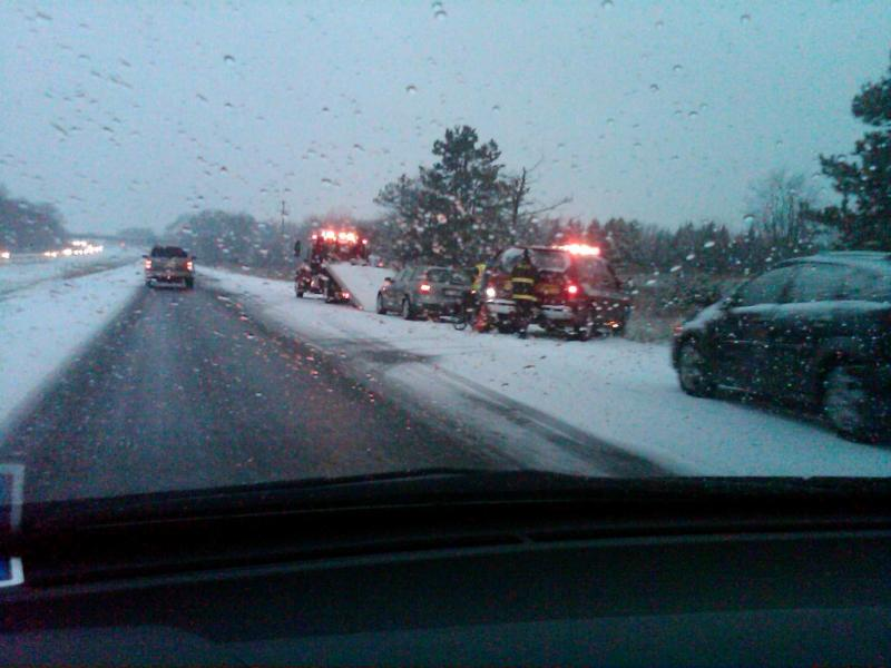 Winter driving can be hazardous for even the most experienced drivers.  It can be esspecially dangerous for teenagers.