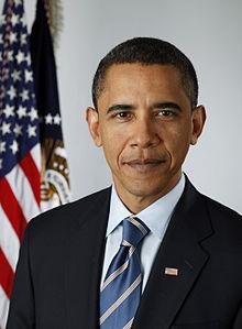 Pres. Barack Obama (official portrait)