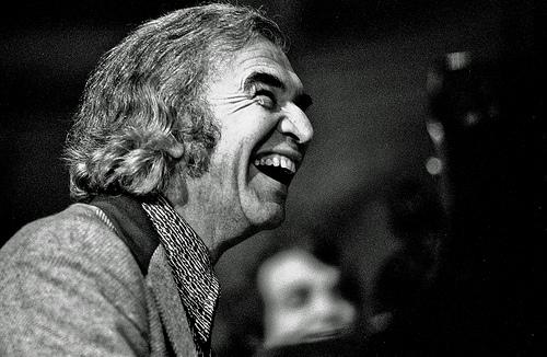 Jazz legend Dave Brubeck at a concert in 1972.