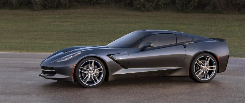 The C7 Corvette - aka Stingray