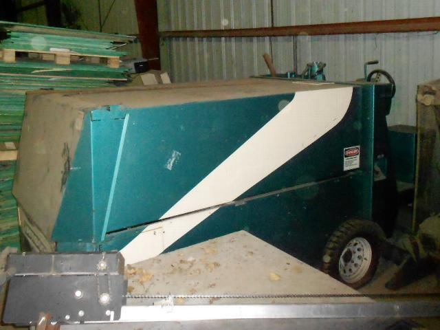 (1) Zamboni (gas powered), approx 400 hours on meter, working condition unknown, tires are in need of air, shows signs of use. Winning bidder responsible for proper removal.
