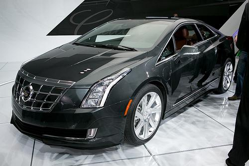 "2014 Cadillac ELR, ""Cadillac's luxurious take on the Chevy Volt,"" says Bernard Swiecki with the Center for Automotive Research."