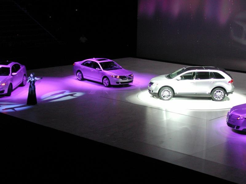 North American International Auto Show (file photo)