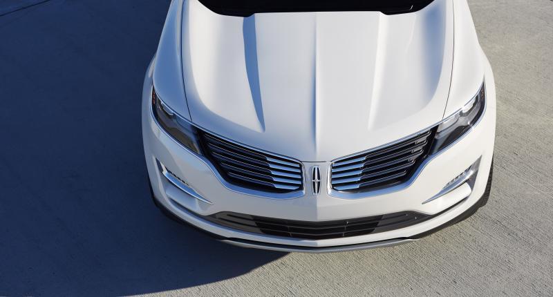 Lincoln MKC concept.
