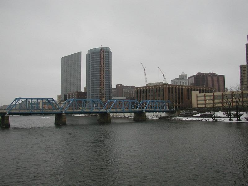 Grand Rapids, Michigan (file photo)