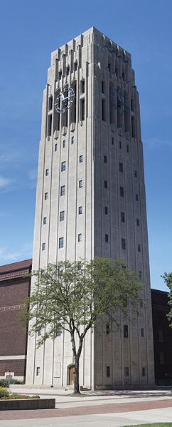 Burton Memorial Tower (1936)