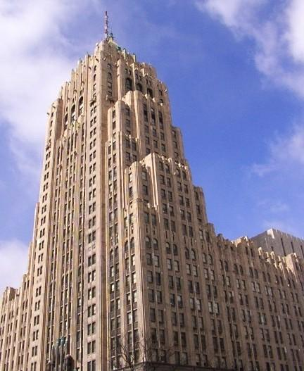 The Fisher Building (1928)