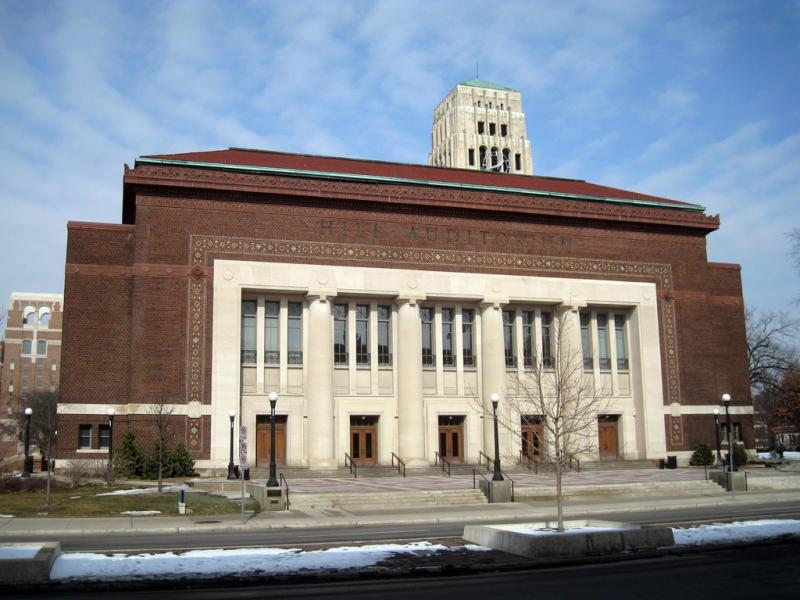Hill Auditorium (1913)