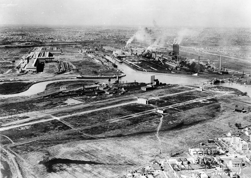 Ford River Rouge Plant (circa 1927)