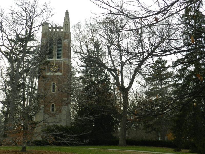 Michigan State University campus, East Lansing