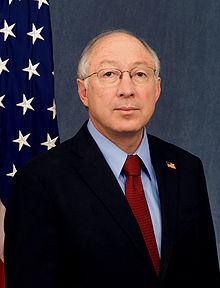 U.S. Secretary of the Interior Ken Salazar