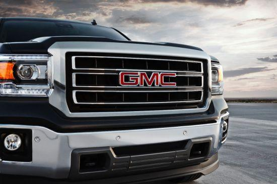 New 2014 GMC Sierra.  This vehicle and 2014 Chevy Silverado will be big profit generators for GM