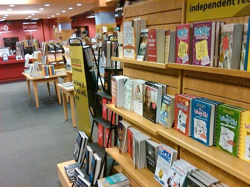 Borders Books (file photo)