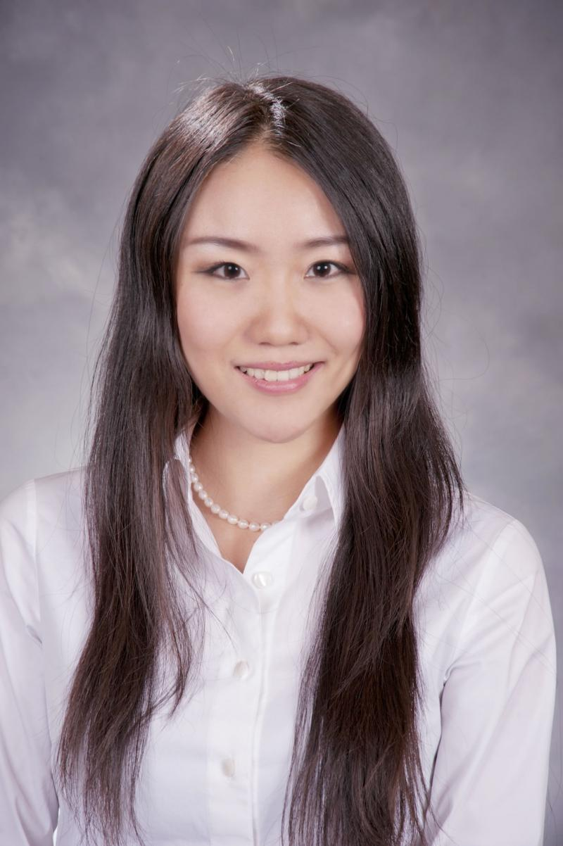 Chen Lin, Assistant Professor of Marketing