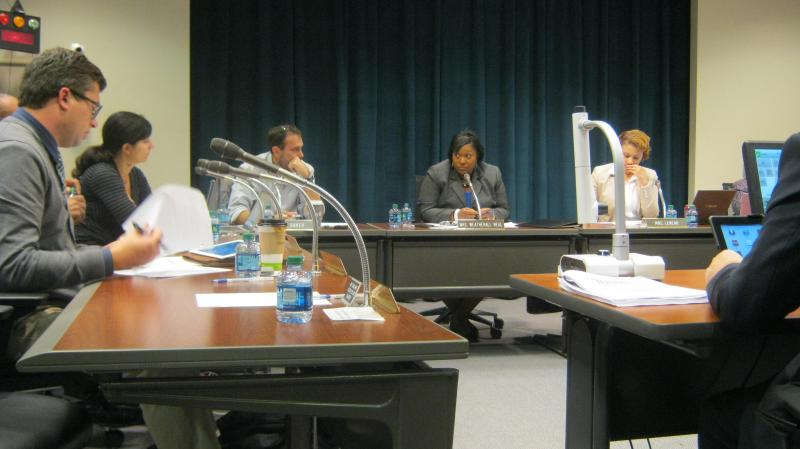 The Grand Rapids school board voted to send out the notices Monday night.