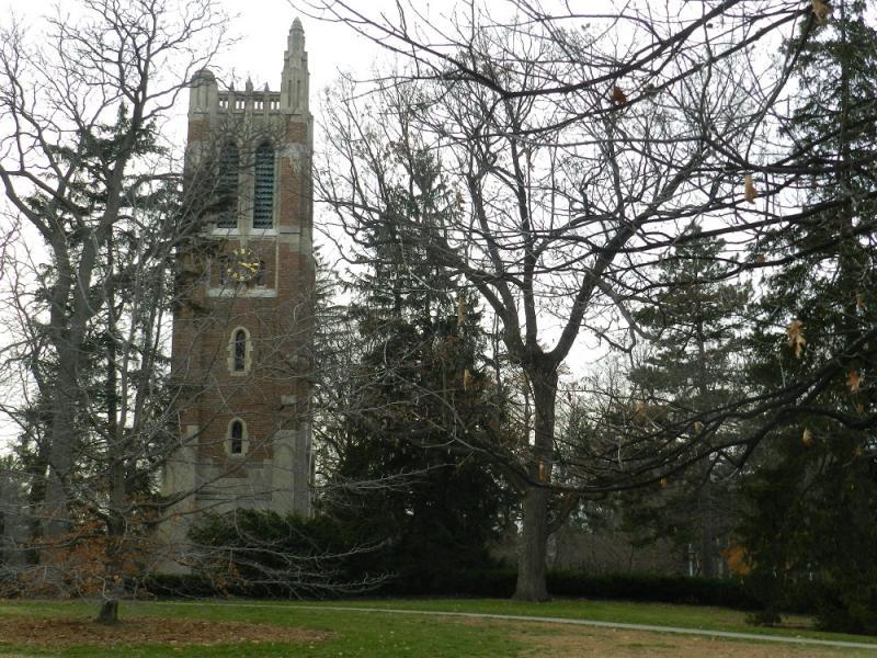 Michigan State University, East Lansing (file photo)