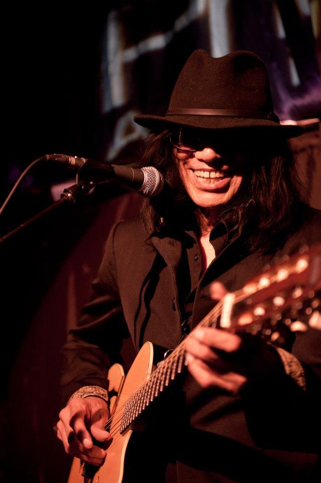 Rodriguez performing at the Phoenix