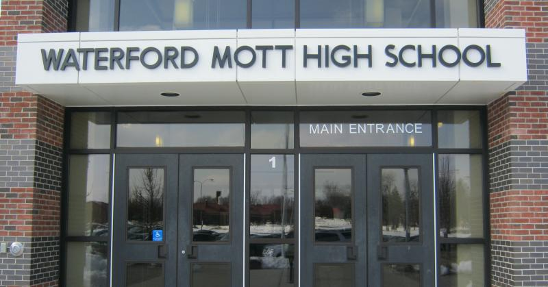 Waterford Mott High School
